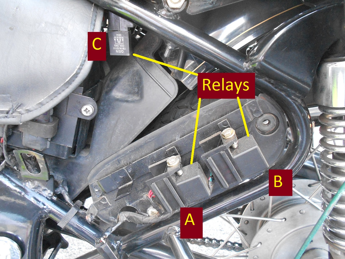 Relays In Royal Enfield G5 12v Wiring Diagram Dscn9120b All On 4863 Kb 1200x900 Viewed 297 Times Complete Circuit