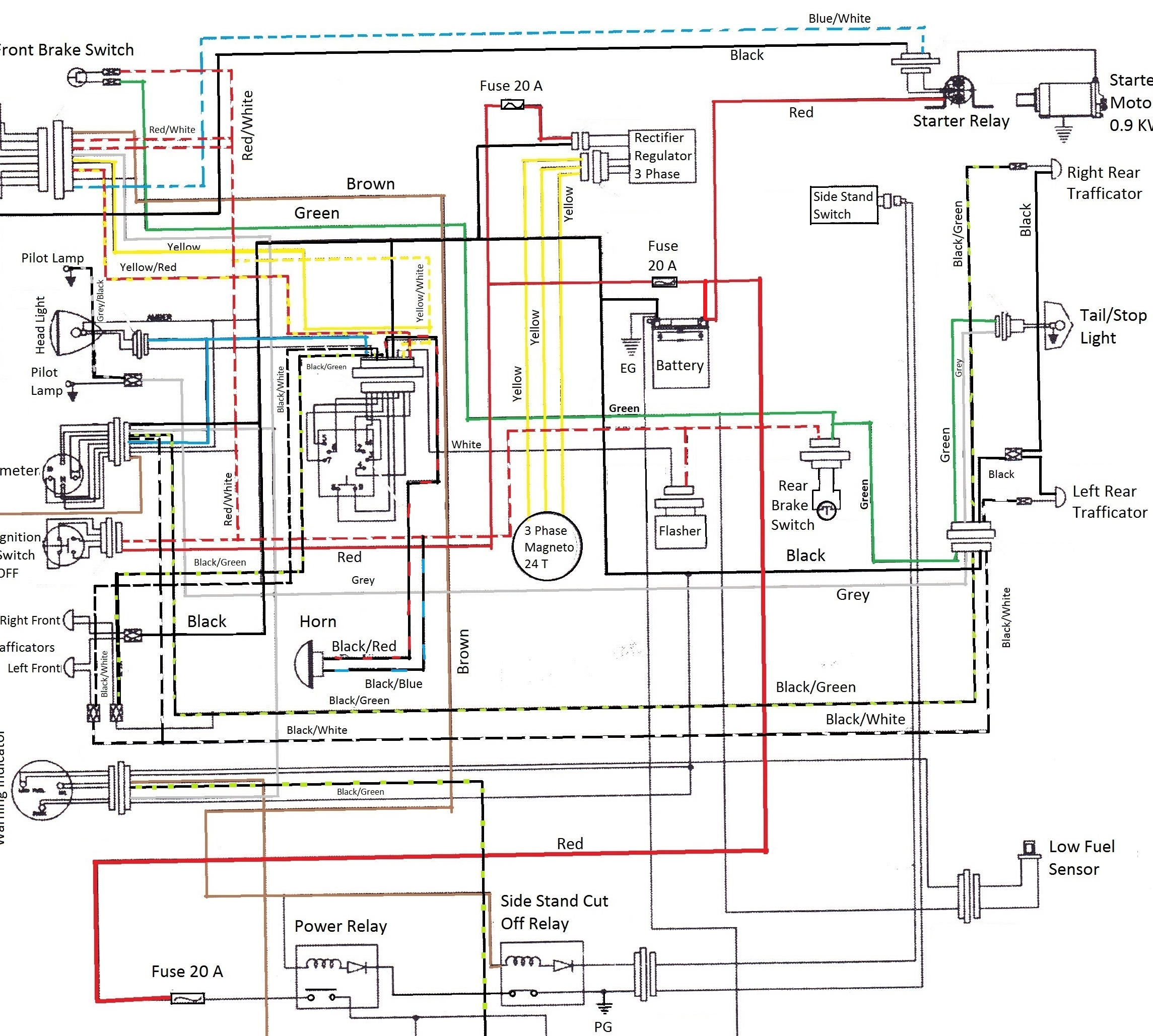 royal venture wiring diagram