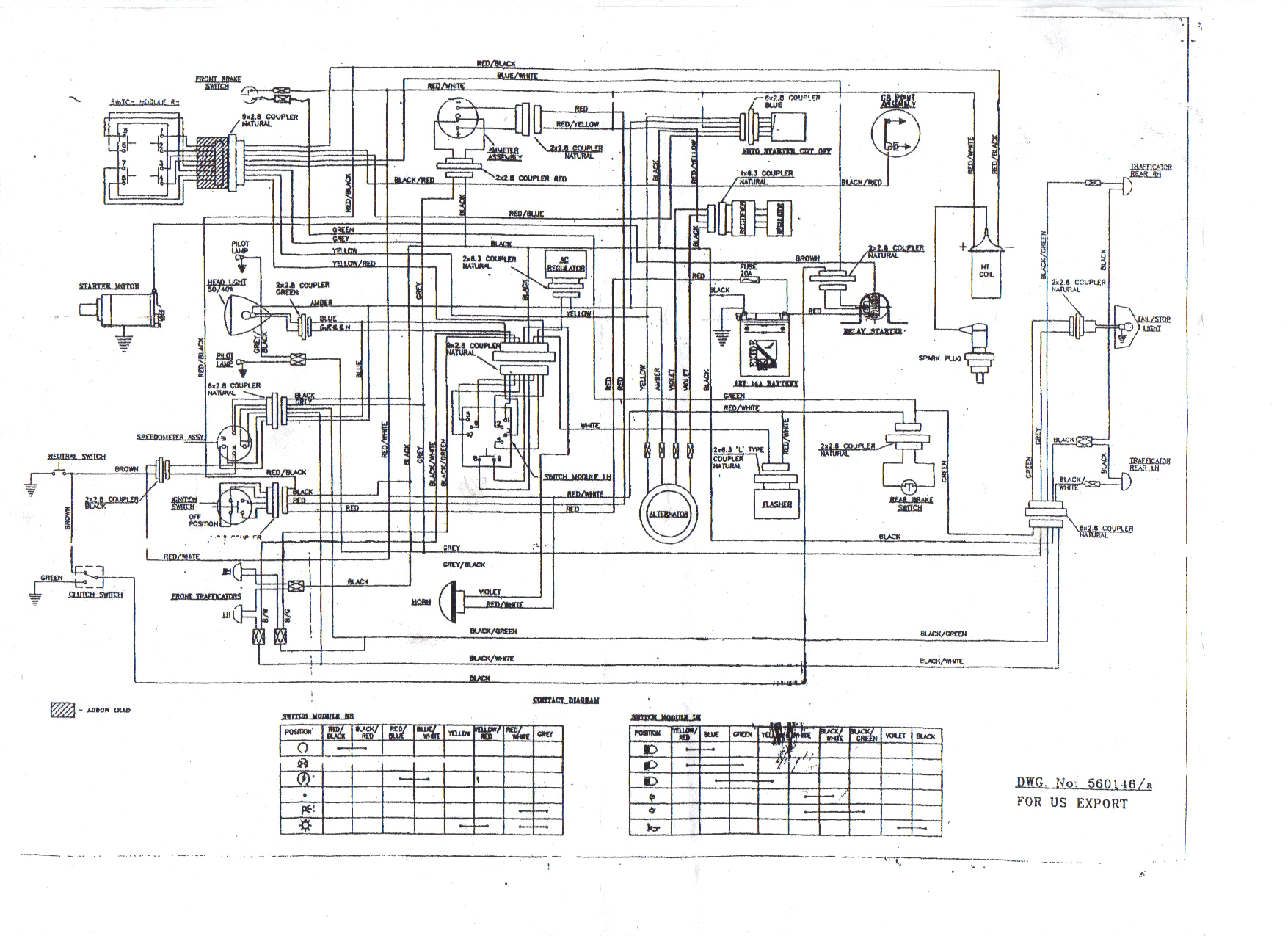 yamaha royal star wiring diagram royal enfield bullet 500 wiring diagram - wiring diagram #8