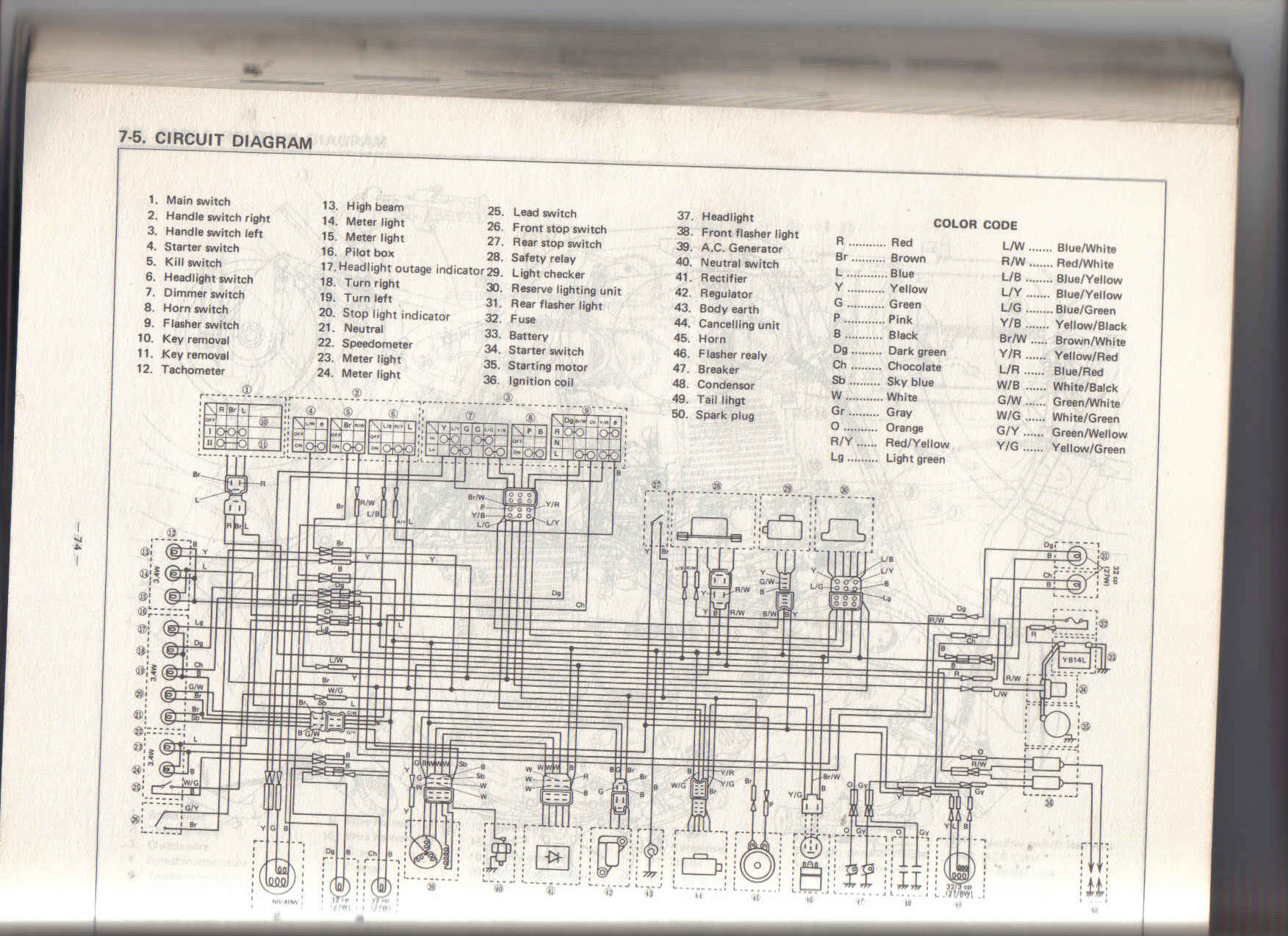 Manic Xs650 Conversion Burned Out Royal Enfield Wiring Diagram For Horn Xs650wiring 25283 Kb 1753x1274 Viewed 617 Times Logged 2001