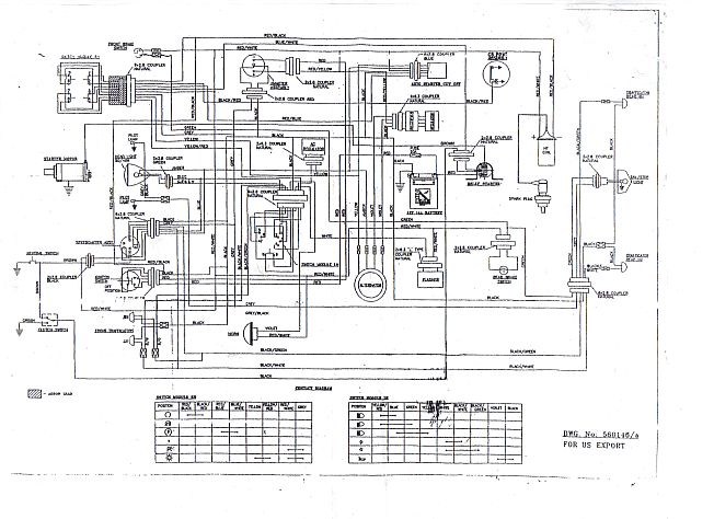 Master spa wiring diagram